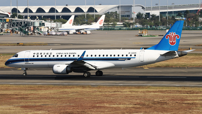 B-3205 - Embraer 190-200LR - China Southern Airlines