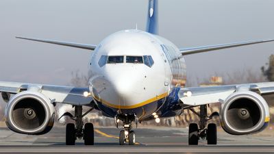 EI-EFX - Boeing 737-8AS - Ryanair
