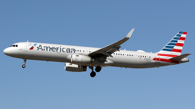 N908AA - Airbus A321-231 - American Airlines