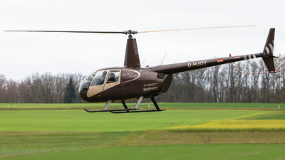 D-HJOY - Robinson R44 Raven - Private