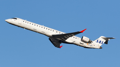 EC-JZU - Bombardier CRJ-900ER - Scandinavian Airlines (Air Nostrum)