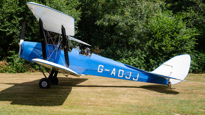 G-ADJJ - De Havilland DH-82A Tiger Moth - Private