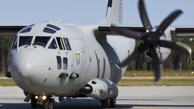 2707 - Alenia C-27J Spartan - Romania - Air Force