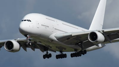 F-HPJB - Airbus A380-861 - Untitled