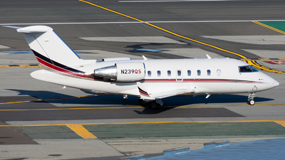 N239QS - Bombardier CL-600-2B16 Challenger 650 - NetJets Aviation