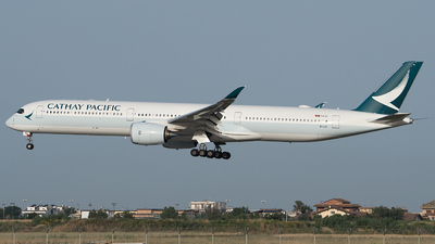 B-LXC - Airbus A350-1041 - Cathay Pacific Airways