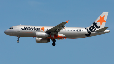 9V-JSO - Airbus A320-232 - Jetstar Asia Airways