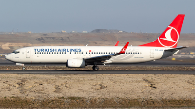 TC-JHS - Boeing 737-8F2 - Turkish Airlines
