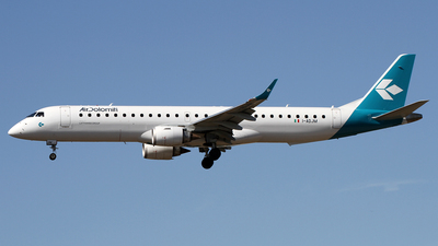 I-ADJM - Embraer 190-200LR - Air Dolomiti