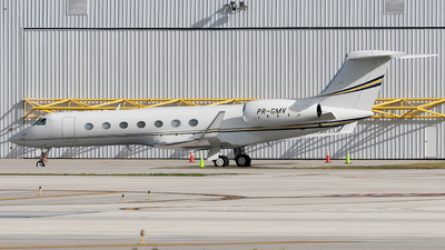PR-GMV - Gulfstream G-V(SP) - Private