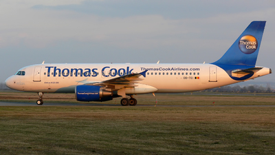 OO-TCI - Airbus A320-214 - Thomas Cook Airlines