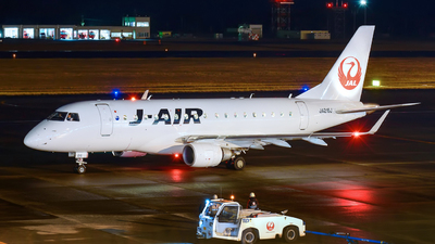 JA216J - Embraer 170-100STD - J-Air