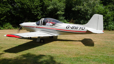 G-BWYO - Falco F8L - Private
