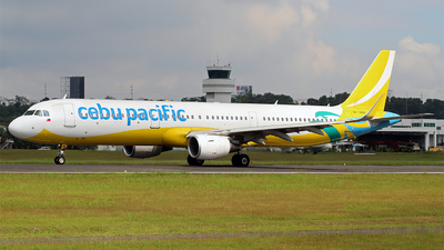 RP-C4116 - Airbus A321-211 - Cebu Pacific Air