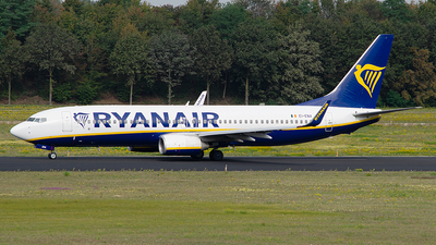 EI-ENA - Boeing 737-8AS - Ryanair