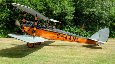 G-AANL - De Havilland DH-60M - Private