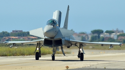 M.M. 7280 - Eurofighter Typhoon EF2000 - Italy - Air Force