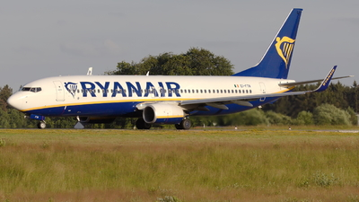 EI-FTN - Boeing 737-8AS - Ryanair