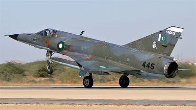 79-445 - Dassault Mirage 5PA2 - Pakistan - Air Force