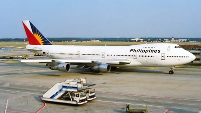 RP-C5746 - Boeing 747-212B - Philippine Airlines