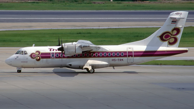 HS-TRK - ATR 42-320 - Thai Airways International