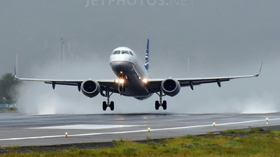 HP-1561CMP - Embraer 190-100IGW - Copa Airlines
