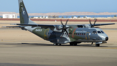 0453 - CASA C-295M - Czech Republic - Air Force