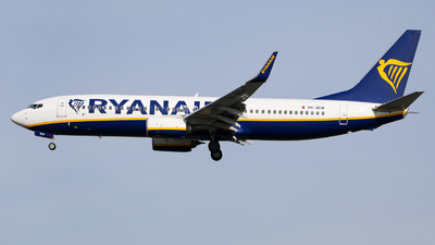 9H-QDW - Boeing 737-8AS - Malta Air (Ryanair)