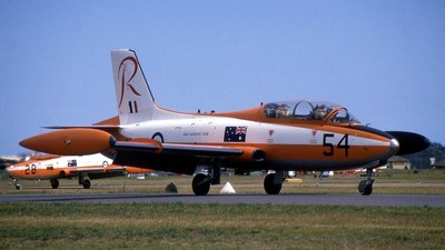 A7-054 - CAC CA-30 Macchi - Australia - Royal Australian Air Force (RAAF)