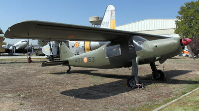 U.9-33 - CASA C-127 - Spain - Air Force