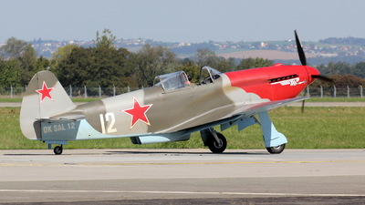 OK-SAL12 - ULL Yak-3 - Private