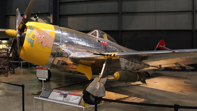 44-33287 - Republic P-47D Thunderbolt - United States - US Army Air Force (USAAF)