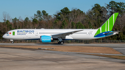 VN-A818 - Boeing 787-9 Dreamliner - Bamboo Airways
