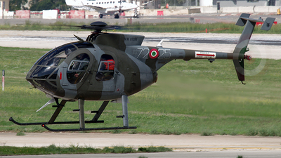 MM81288 - Agusta NH-500E - Italy - Air Force