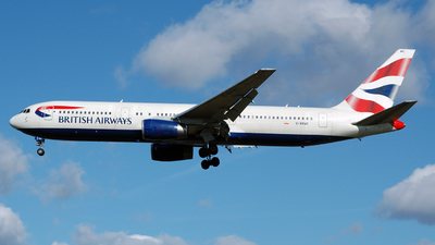 G-BNWC - Boeing 767-336(ER) - British Airways
