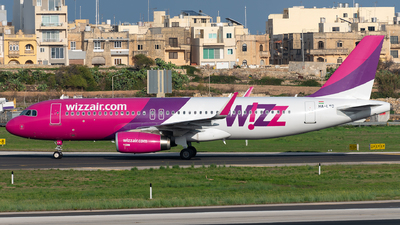 HA-LYO - Airbus A320-232 - Wizz Air