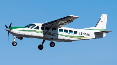 ES-MAA - Cessna 208B Grand Caravan - Private