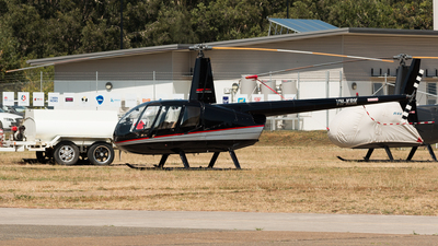 VH-KRK - Robinson R44 Raven - Hunter Valley Helicopters