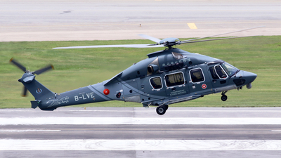 B-LVE - Airbus Helicopters H175 - Hong Kong - Government Flying Service (GFS)