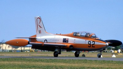 A7-092 - CAC CA-30 Macchi - Australia - Royal Australian Air Force (RAAF)