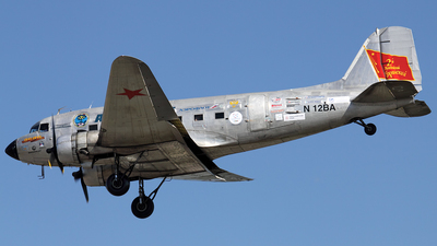 N12BA - Douglas DC-3A - Private