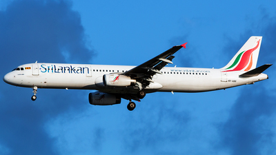 4R-ABR - Airbus A321-231 - SriLankan Airlines