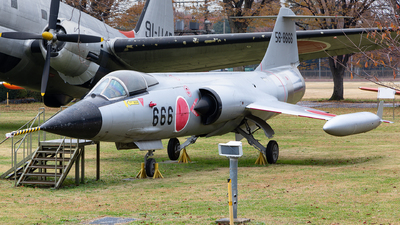 56-8666 - Lockheed F-104J Starfighter - Japan - Air Self Defence Force (JASDF)