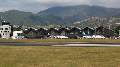 NZNS - Airport - Airport Overview