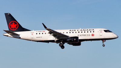 C-FRQN - Embraer 170-200LR - Air Canada Express (Sky Regional Airlines)