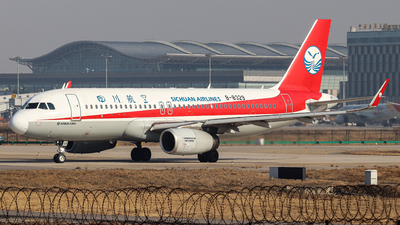 B-8329 - Airbus A320-232 - Sichuan Airlines