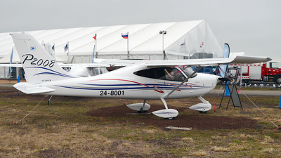 24-8001 - Tecnam P2008 - Private