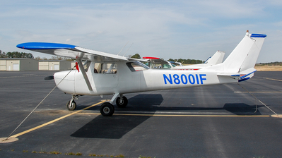 N8001F - Cessna 150F - Private