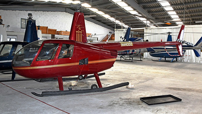 N440DZ - Robinson R44 Raven - Private