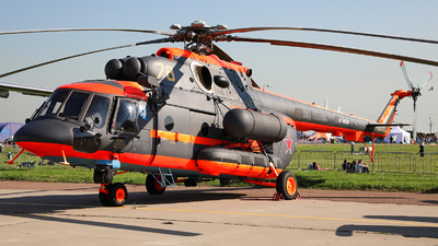 RF-04508 - Mil Mi-8AMTSh Hip - Russia - Air Force